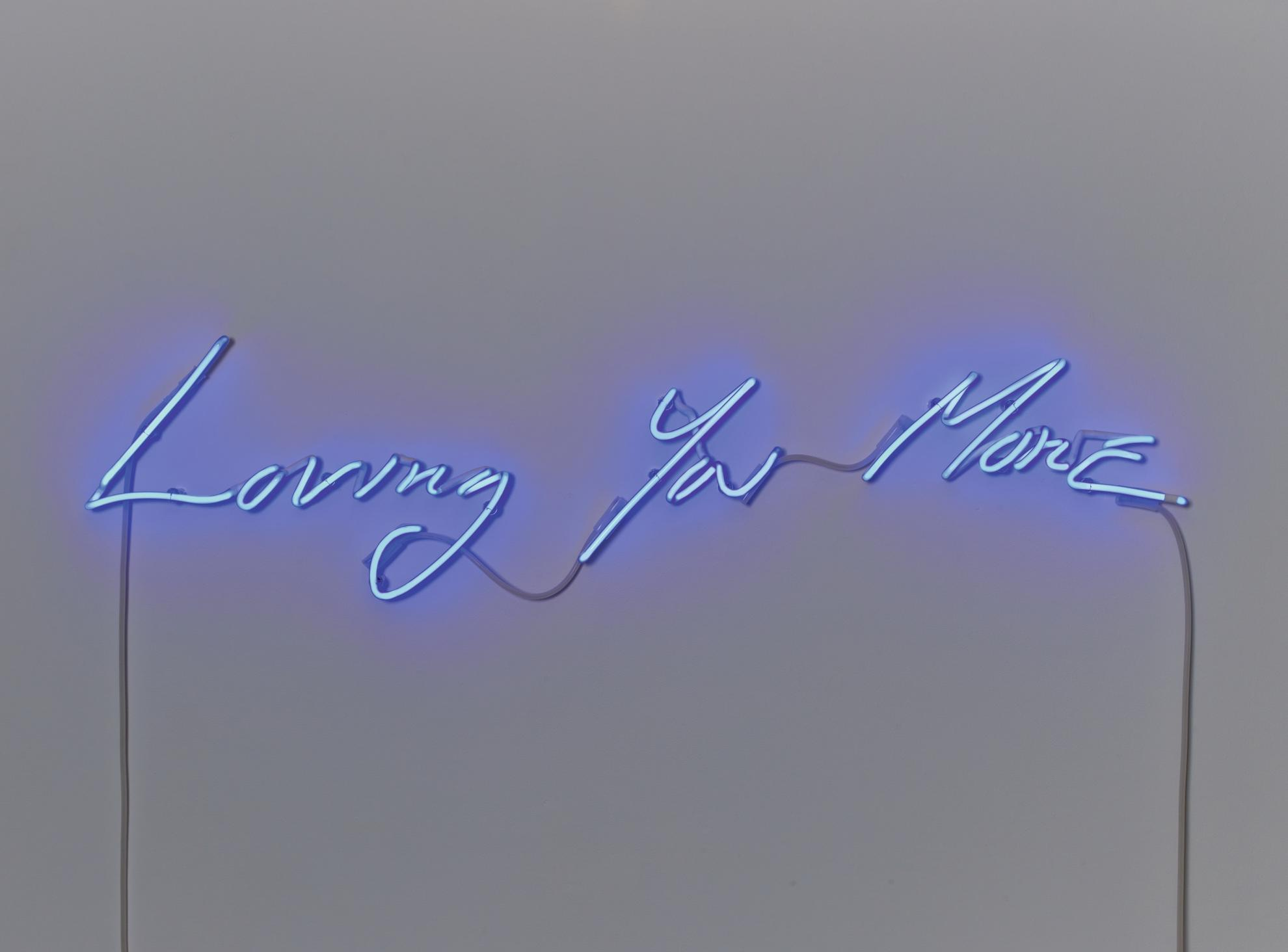 Tracey Emin Cbe - Loving You More-2015