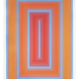 Richard Anuszkiewicz-Poster-1970