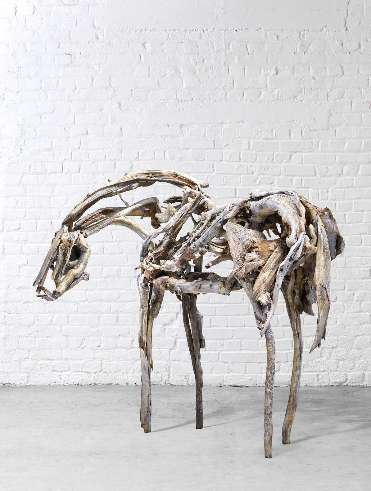 an analysis of white cedar or untitled horse by deborah butterfield Deborah butterfield untitled, 2008 welded found steel 51 x 61 x 17 inches two small horses made from found metal and one small horse made from found copper.