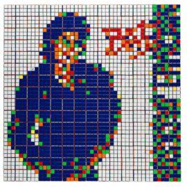 Invader-Rubik Bad-2009