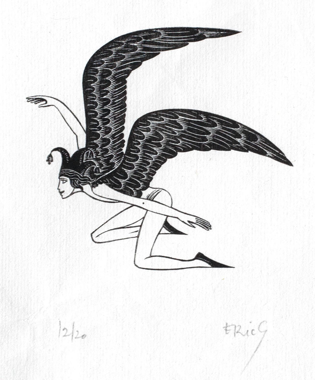 Eric Gill-A Collection (Skelton P31, P179, P187, P226, P227, P228, P327, P334, P490, P577, P602, P761, P762, P763, P764, P858, P859)-1934