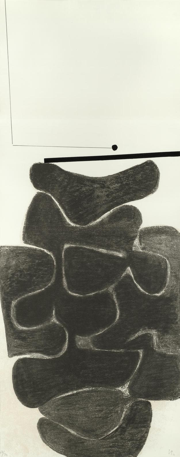 Victor Pasmore-Points Of Contact No. 12-1967