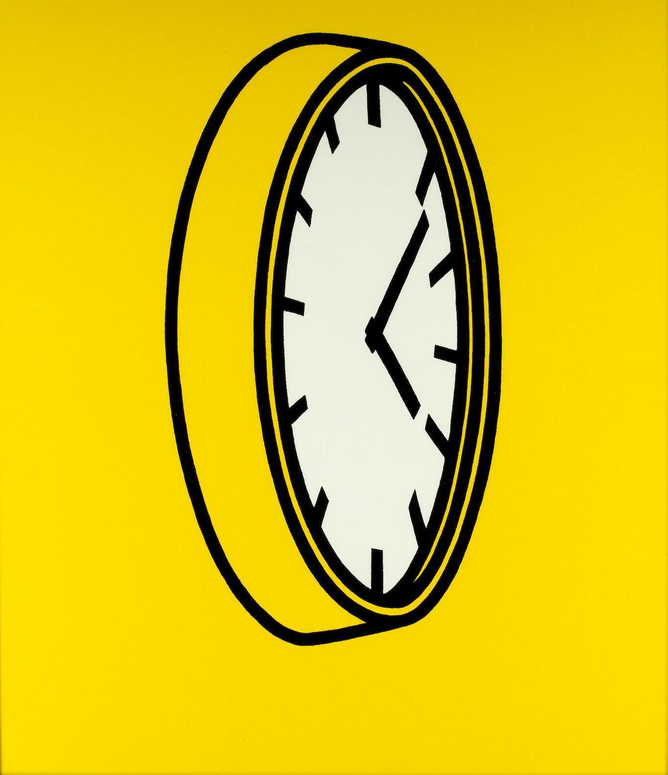 Patrick Caulfield-Four Plates From Jules La Forgue-1973