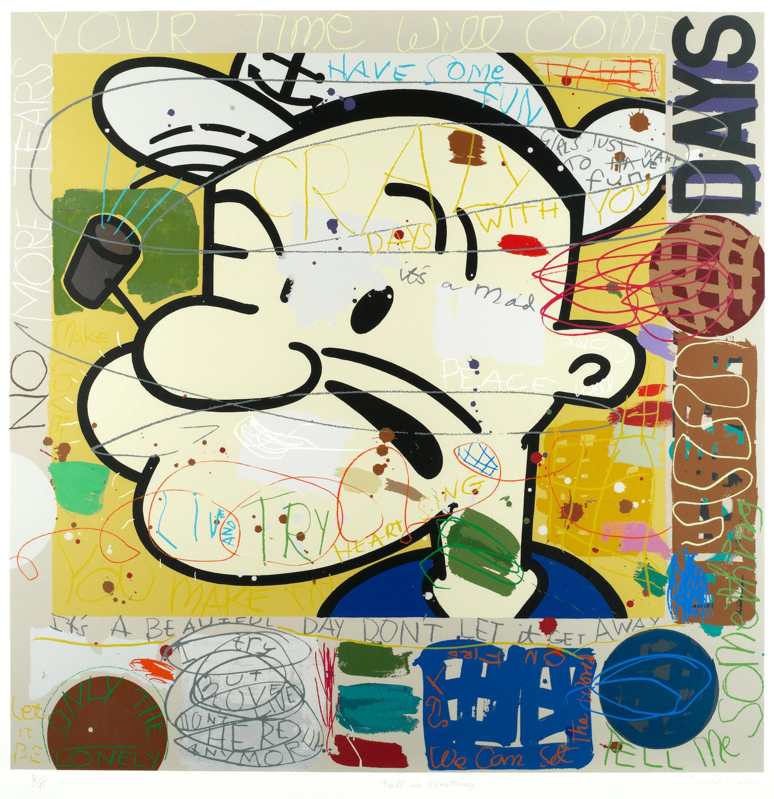 David Spiller-Your Time Will Come (Popeye)-2010