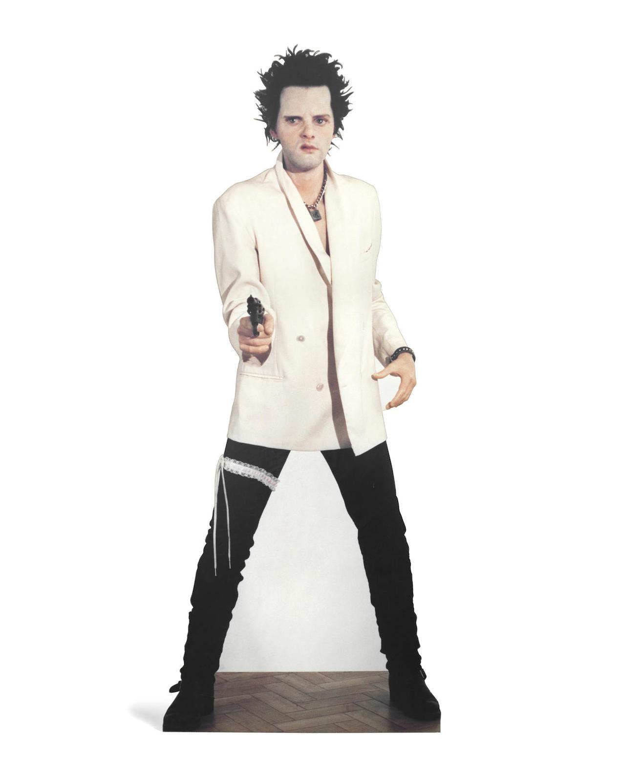 Gavin Turk-Sid Vicious-2000