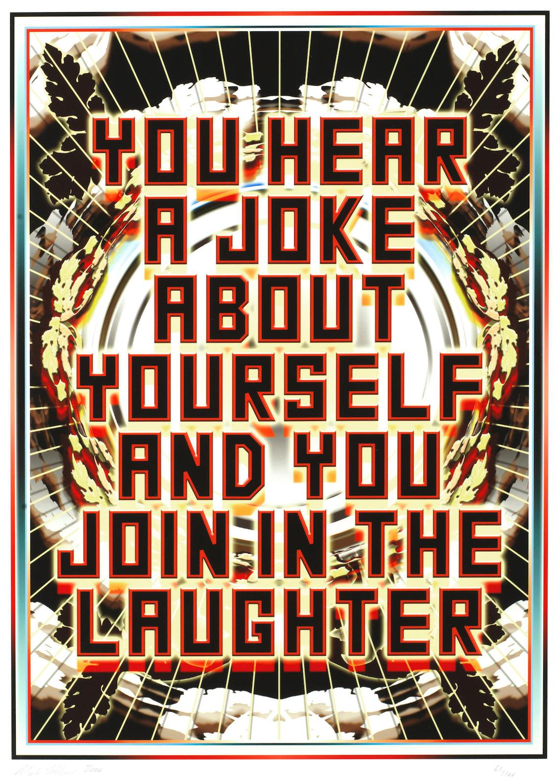 Mark Titchner-You Hear A Joke...-2004