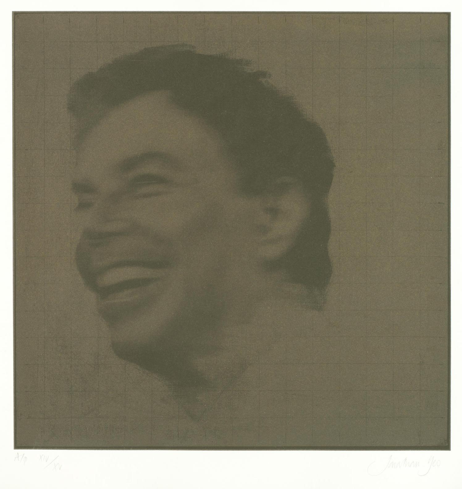 Jonathan Yeo-Tony Blair-