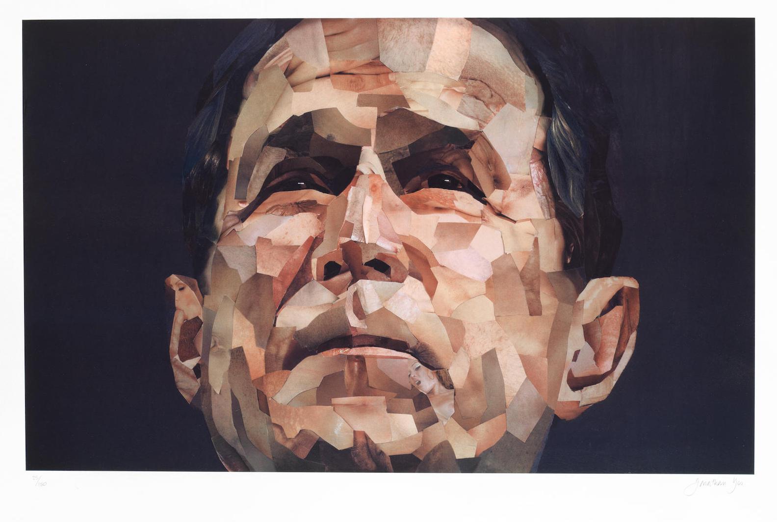 Jonathan Yeo-Bush-2007