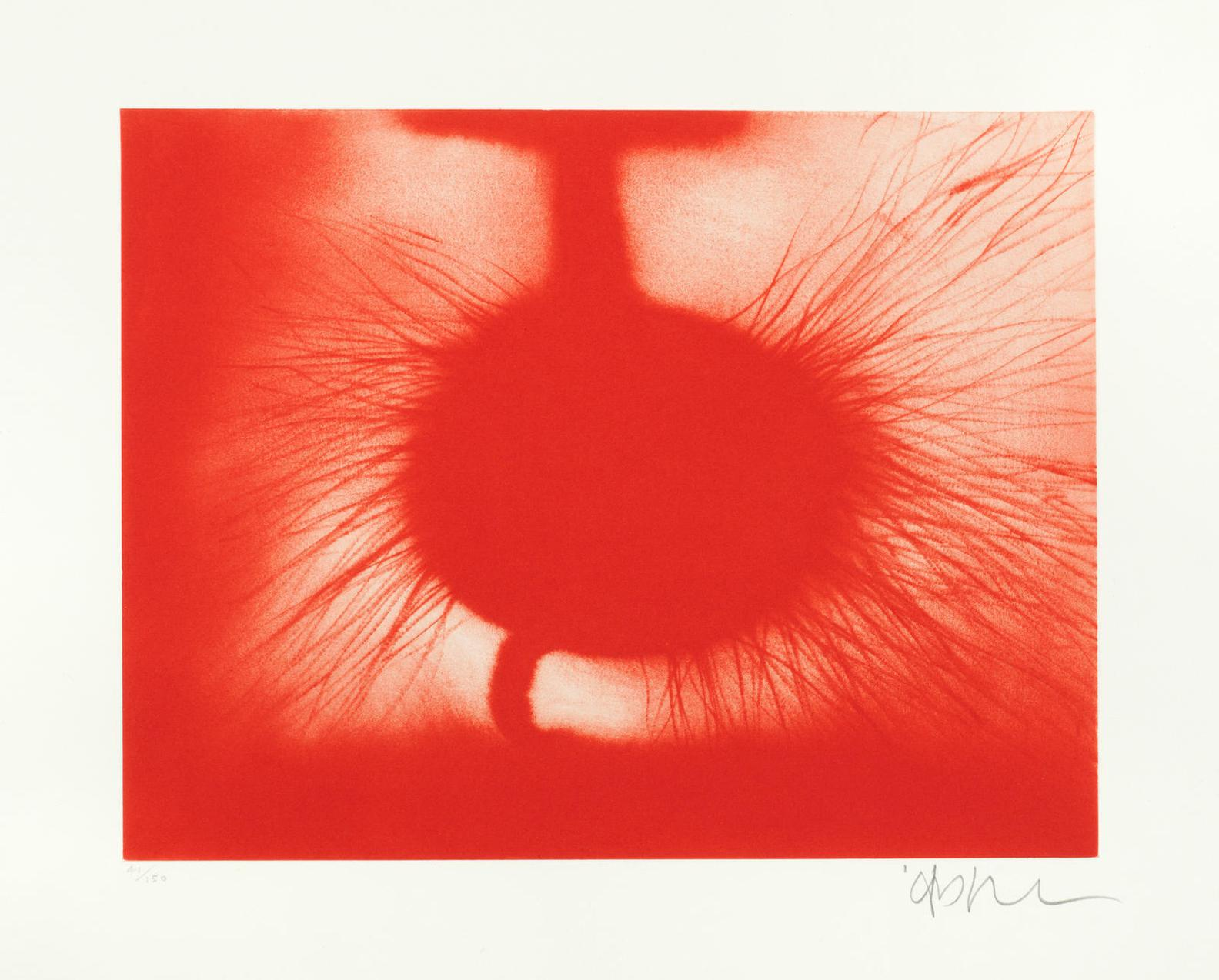 Anish Kapoor Cbe Ra - Untitled-2014