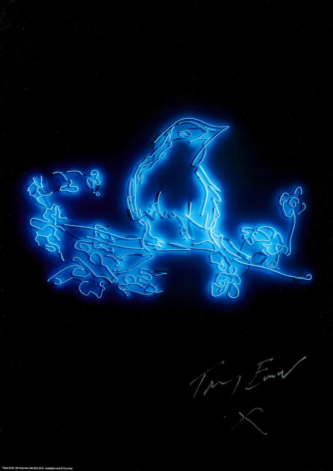 Tracey Emin-My Favourite Little Bird-2005