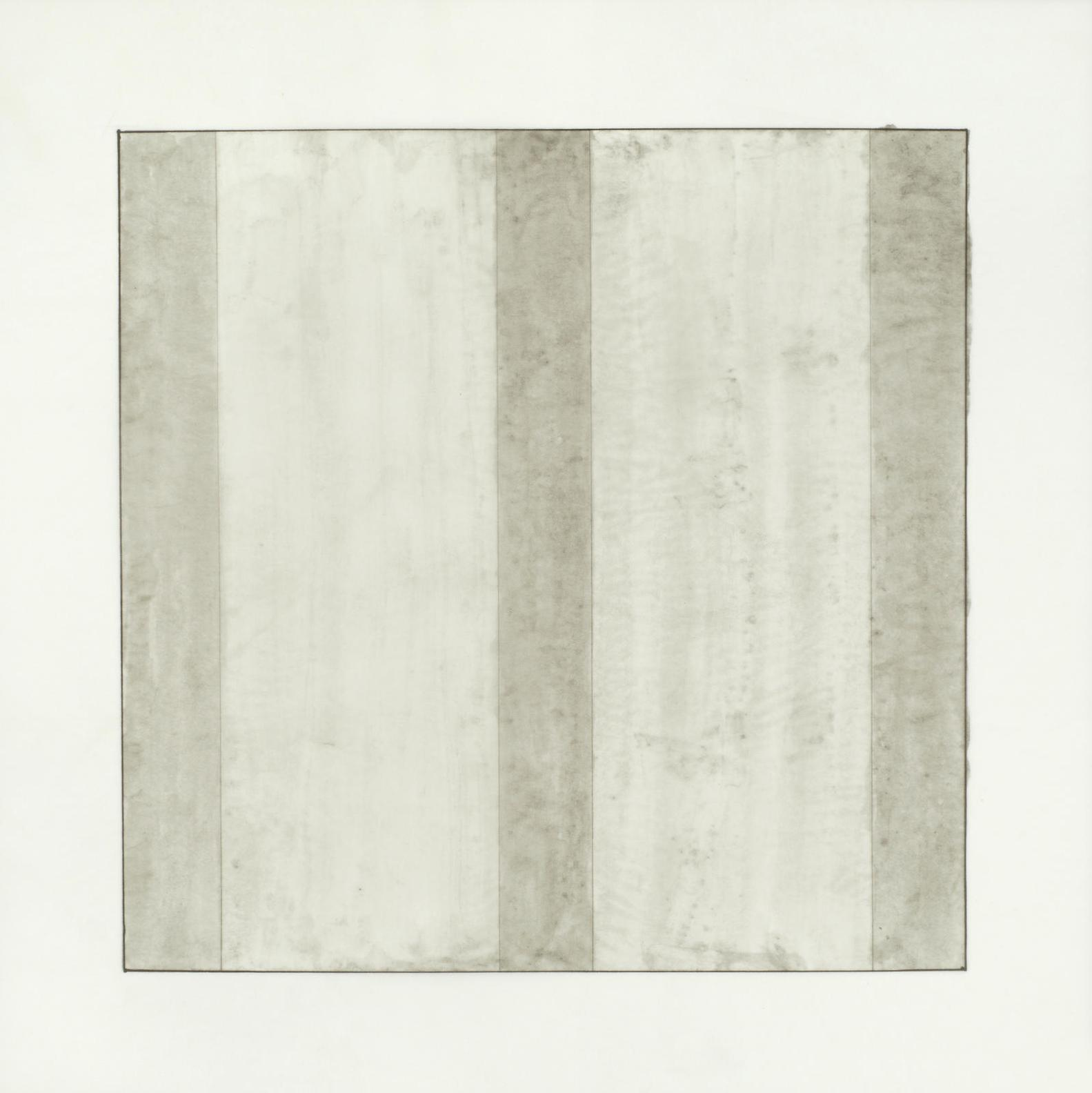 Agnes Martin-Paintings And Drawings 1974-1990 (Suite Of 10)-1991