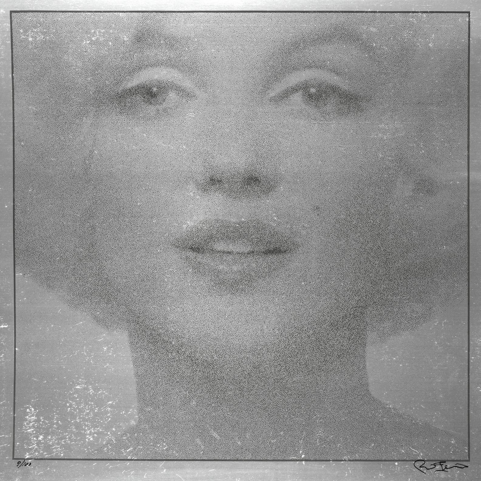 Bert Stern-Marilyn Monroe-
