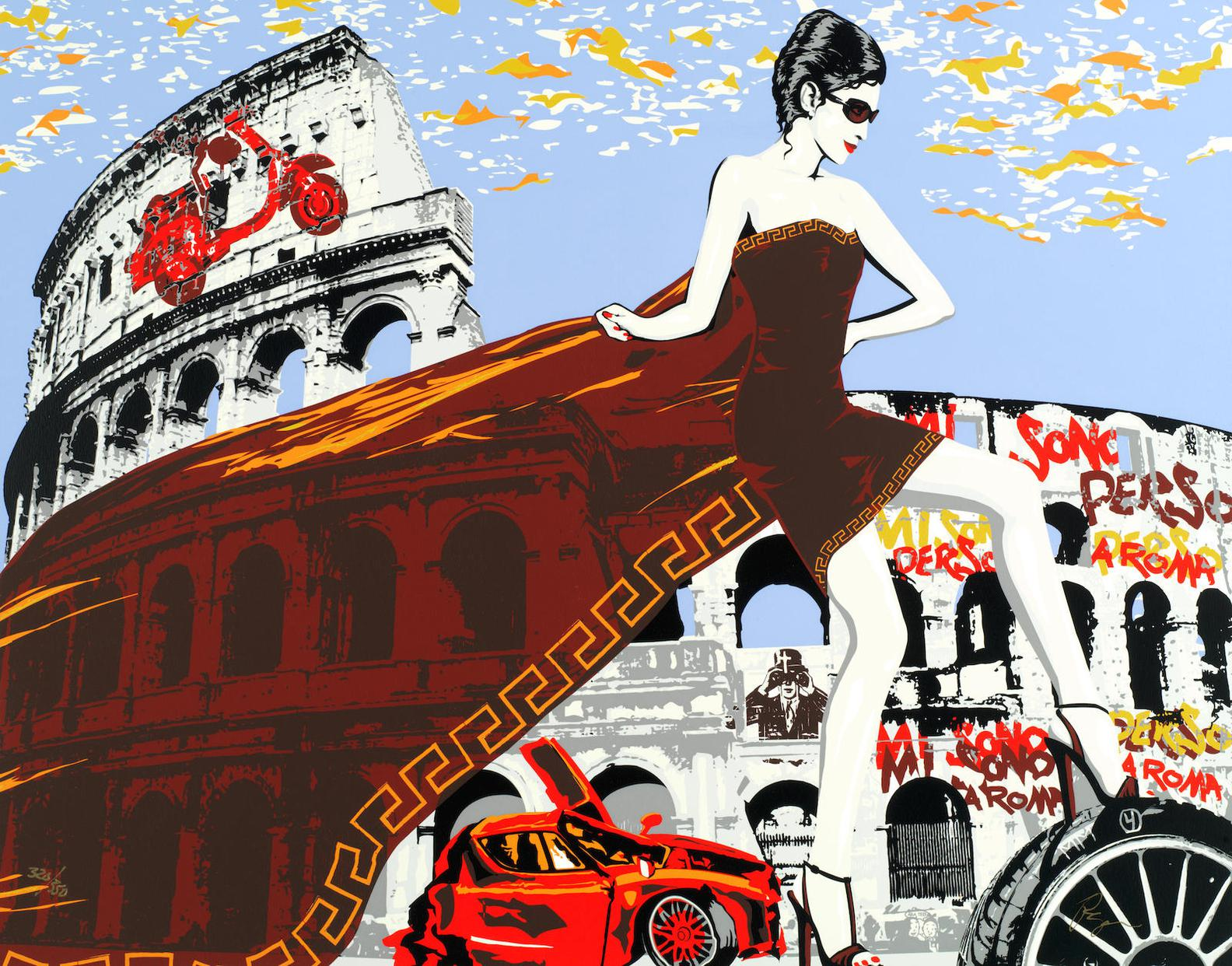 Richard Ryan-Mi Sono Perso A Roma-2013