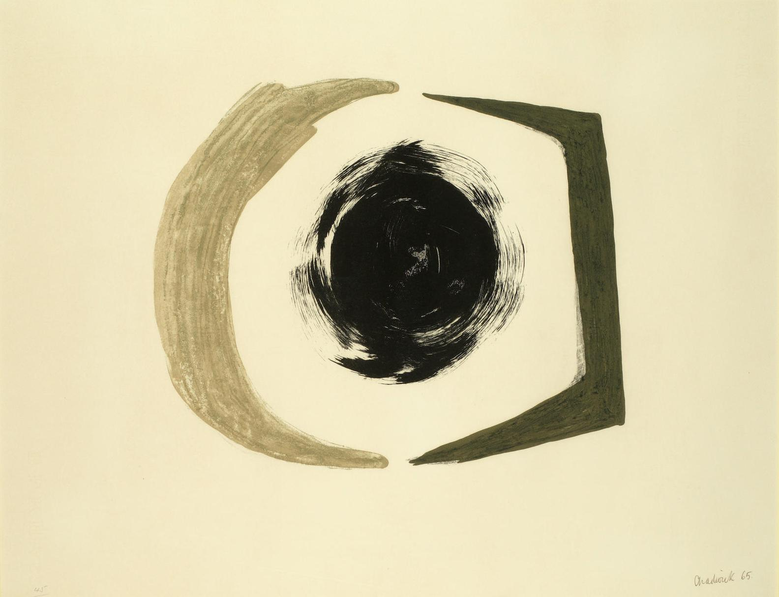 Lynn Chadwick-Moon Series A & C, From Moon Series-1965