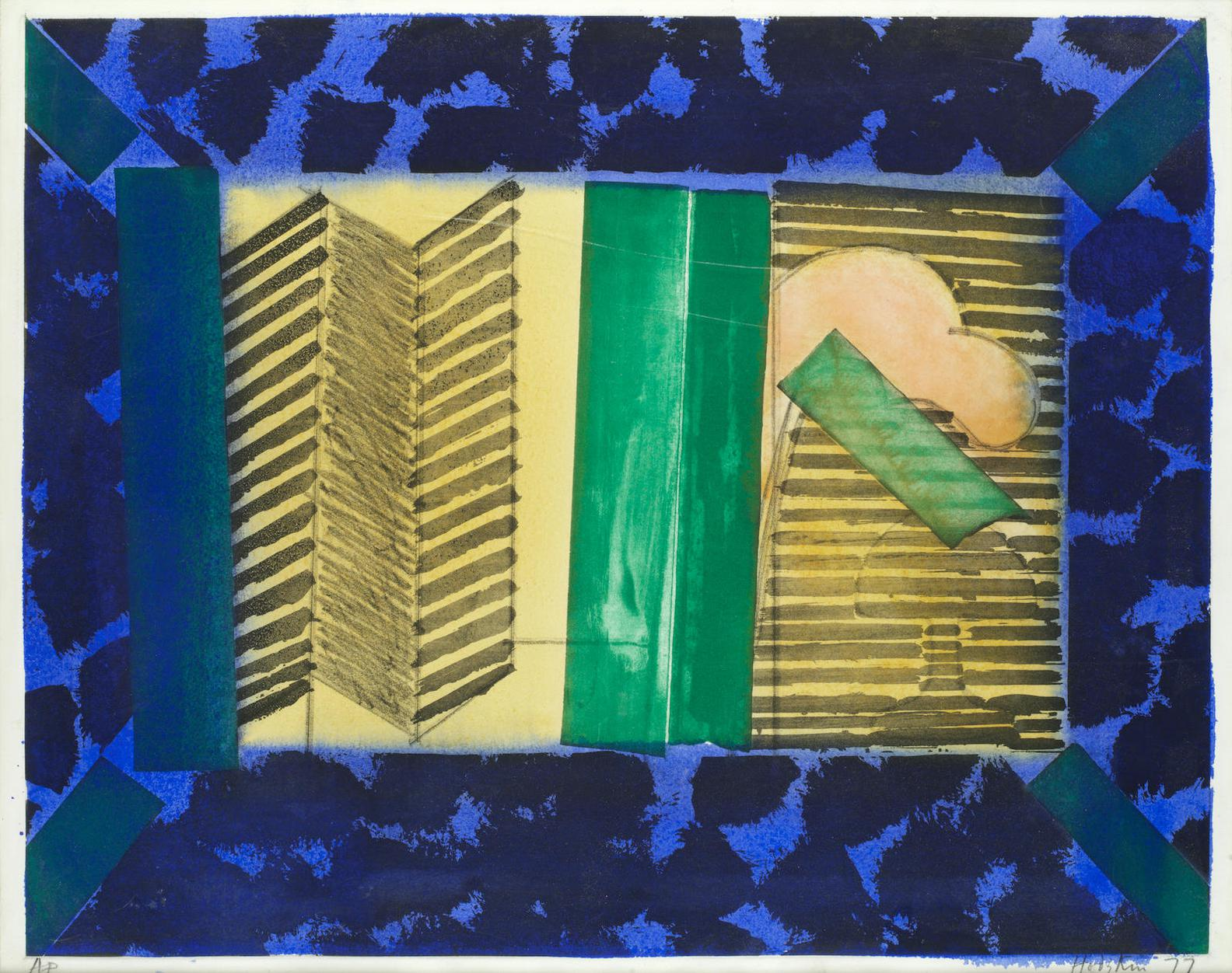 Howard Hodgkin-Nick-1977