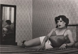 Paz Errazuriz - Evelyn, Santiago From Adam's Apple-1988