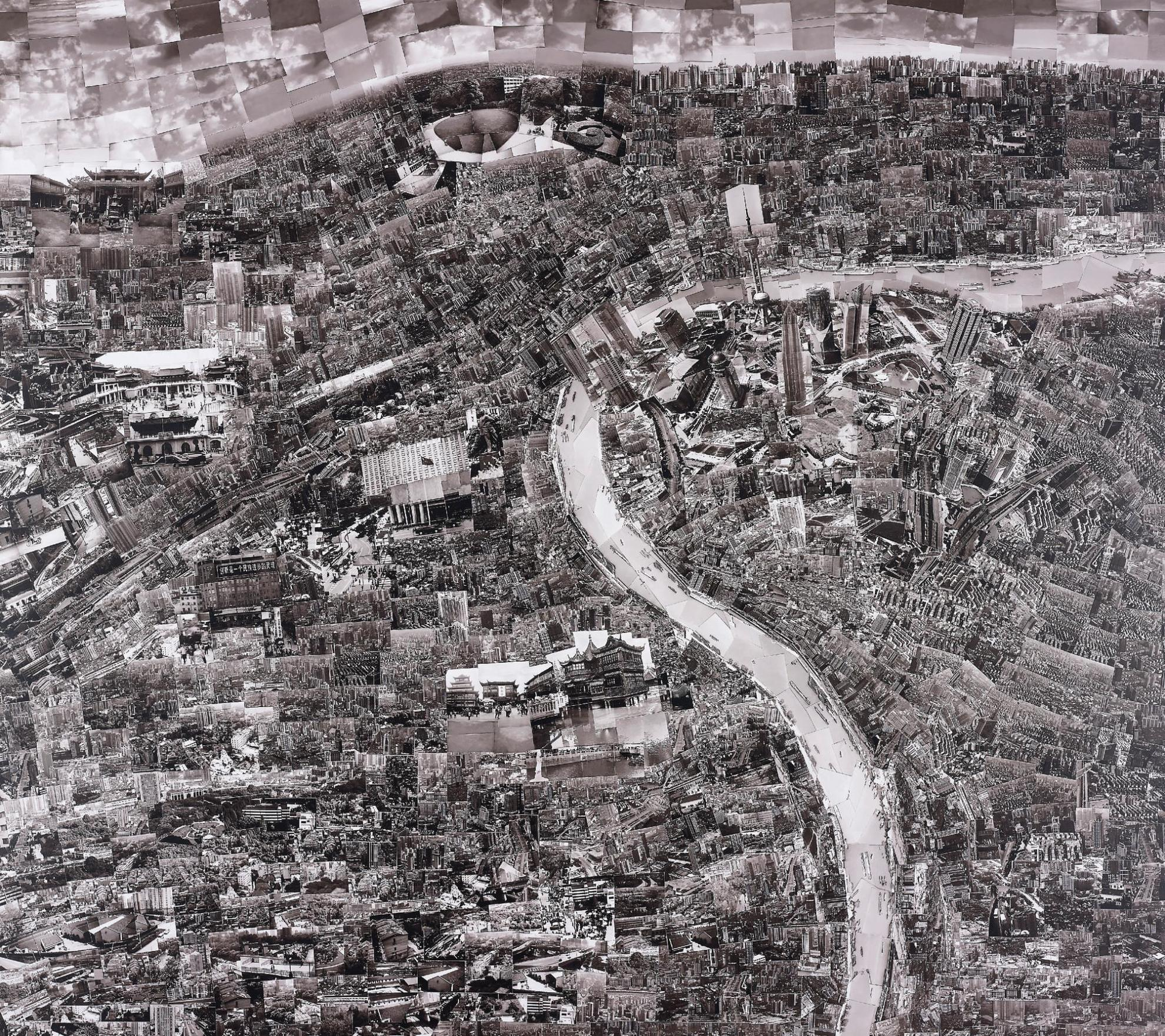 Sohei Nishino-Shanghai From Diorama Map-2004