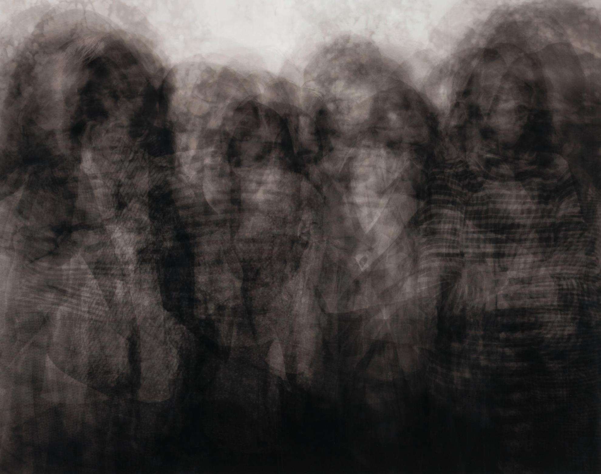 Idris Khan-Every...Nicholas Nixons Brown Sisters-2004