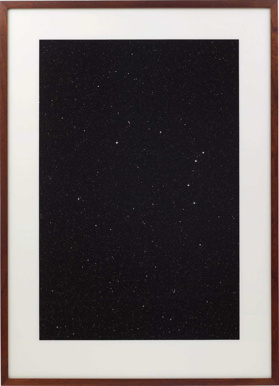 Thomas Ruff-Sterne 18H 22M/-60°-1992