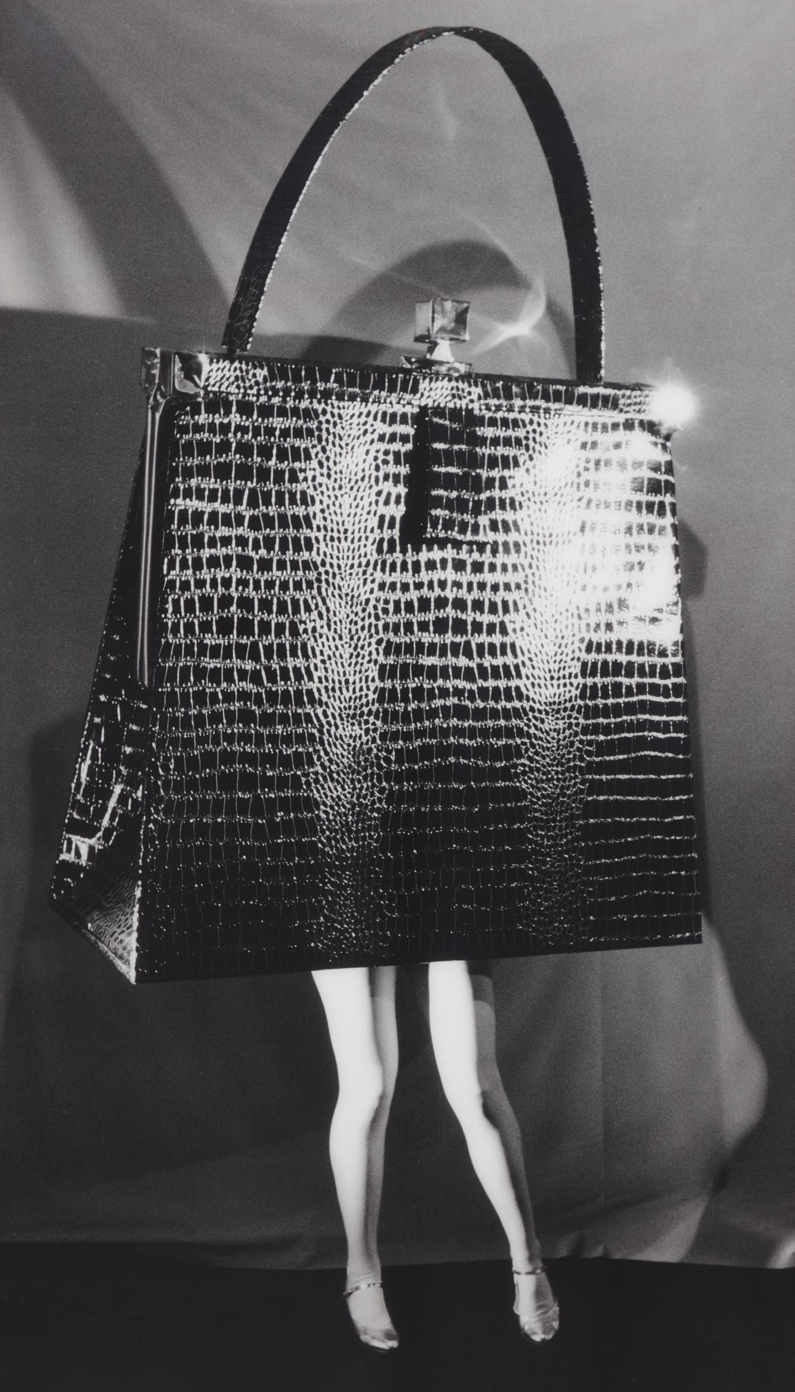 Laurie Simmons-Walking Purse-1988