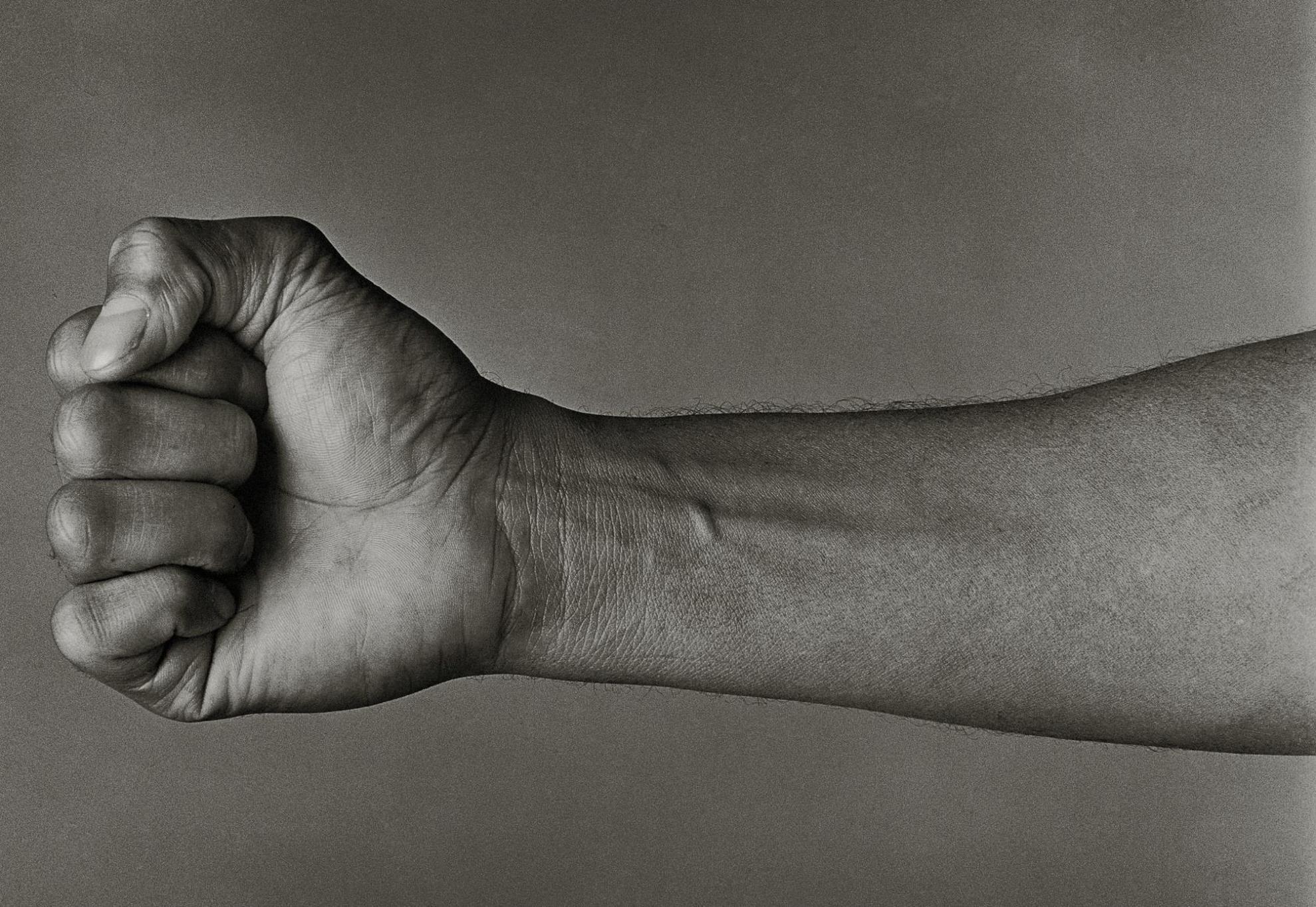 John Stewart - Muhammad Ali, 'Fist & Arm', Chicago-1977