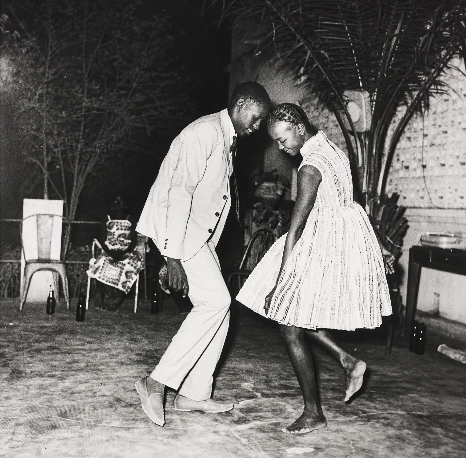 Malick Sidibe-Nuit De Noel (Happy-Club)-1963