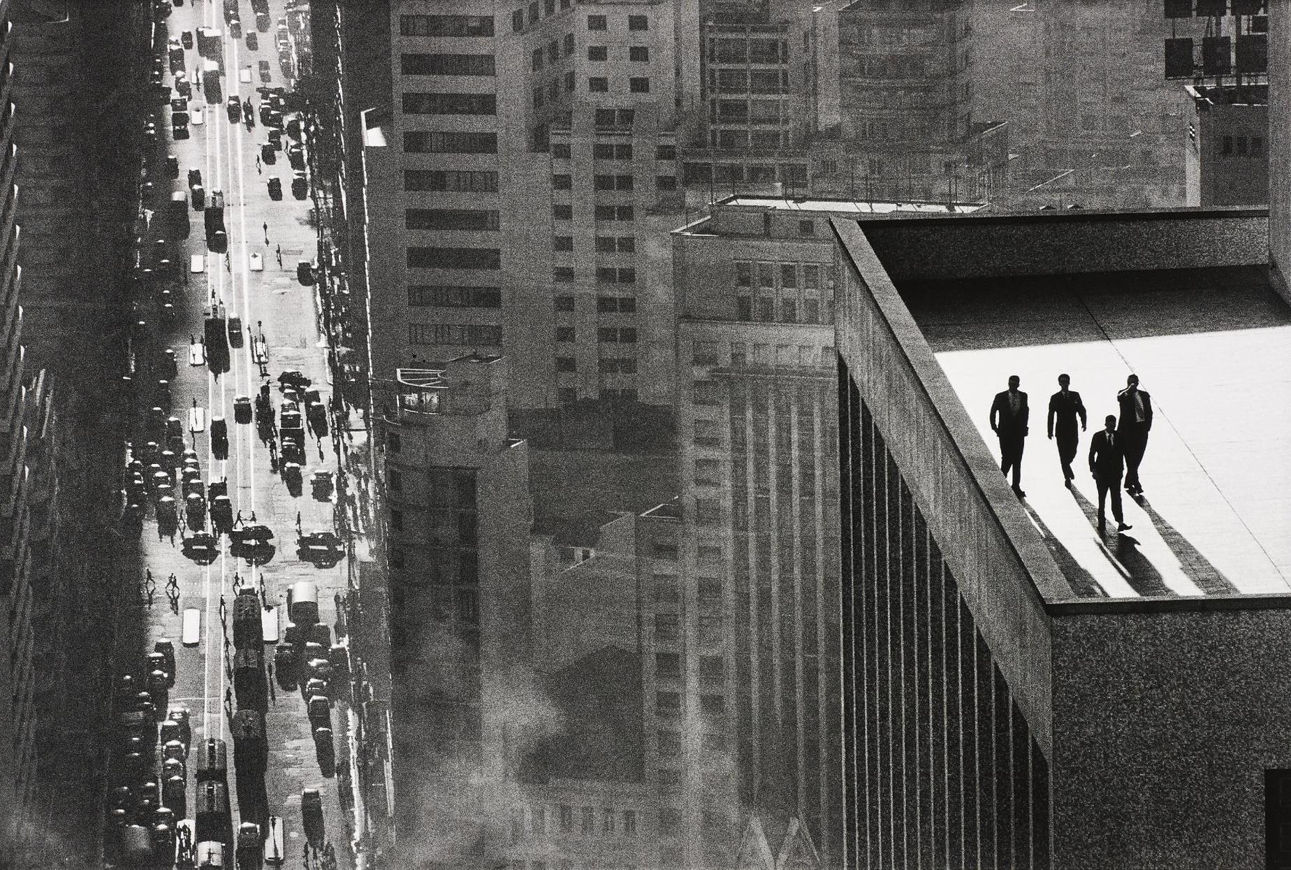 Rene Burri-Sao Paulo, Brazil-1960