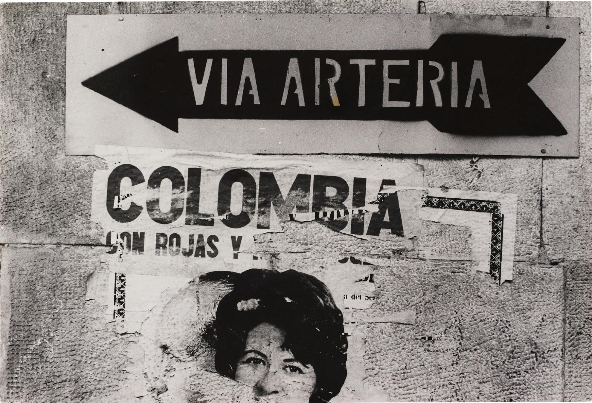 Sergio Trujillo-Muros Colombianos-1979