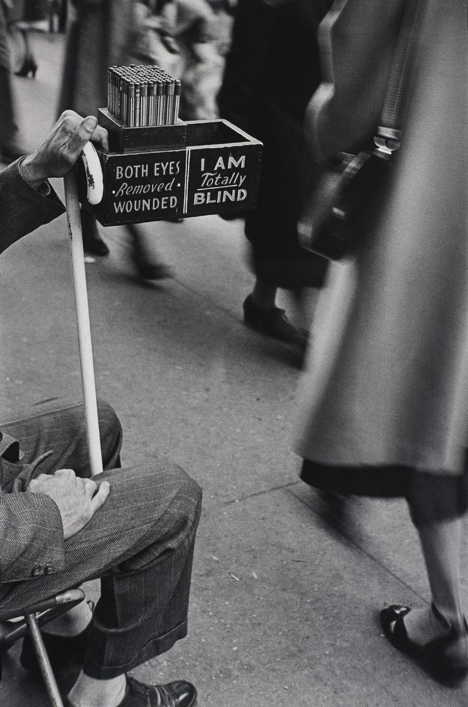 Louis Faurer-Market Street, Philadelphia-1937