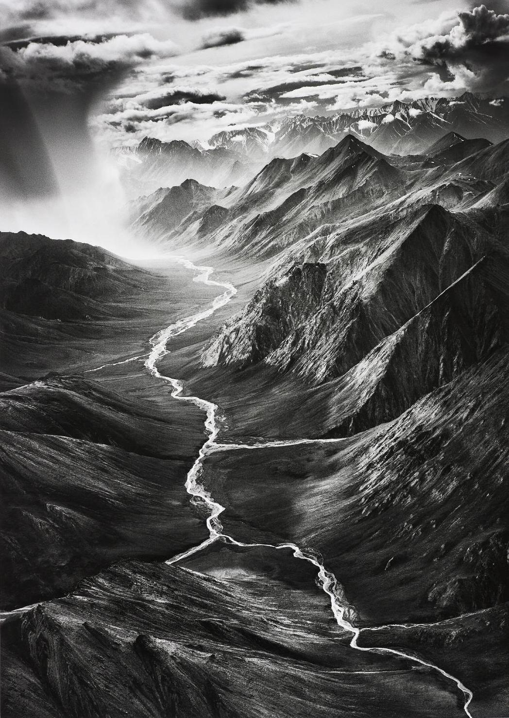 Sebastiao Salgado-The Eastern Part Of The Brooks Range, Arctic National Wildlife Refuge, Alaska, Usa-2009