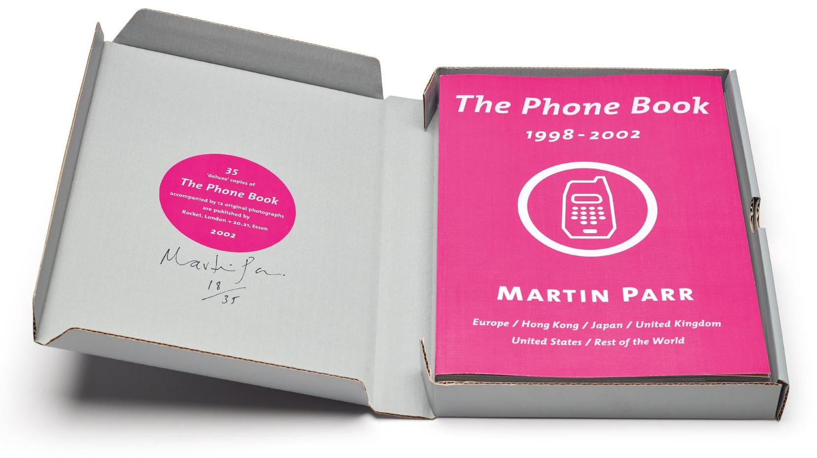 Martin Parr-The Phone Book-2002