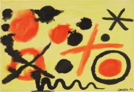 Alexander Calder-Plankton-1964