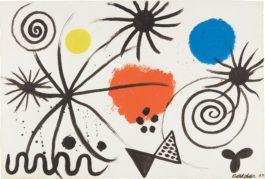 Alexander Calder-Untitled-1962