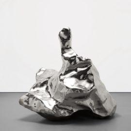 Zhan Wang-Artificial Rock No. 40-2001
