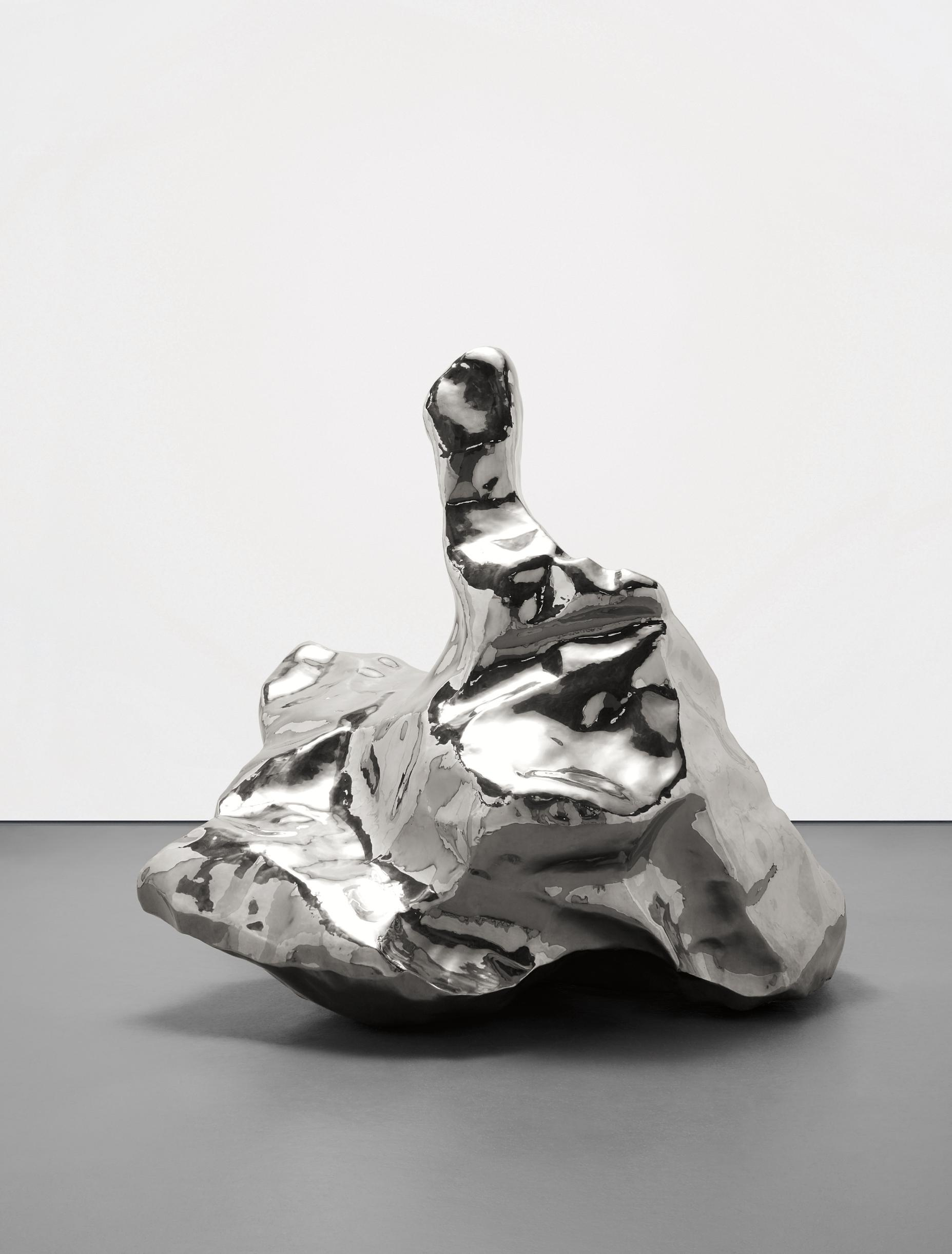 Zhan Wang-Artificial Rock No. 40-2001