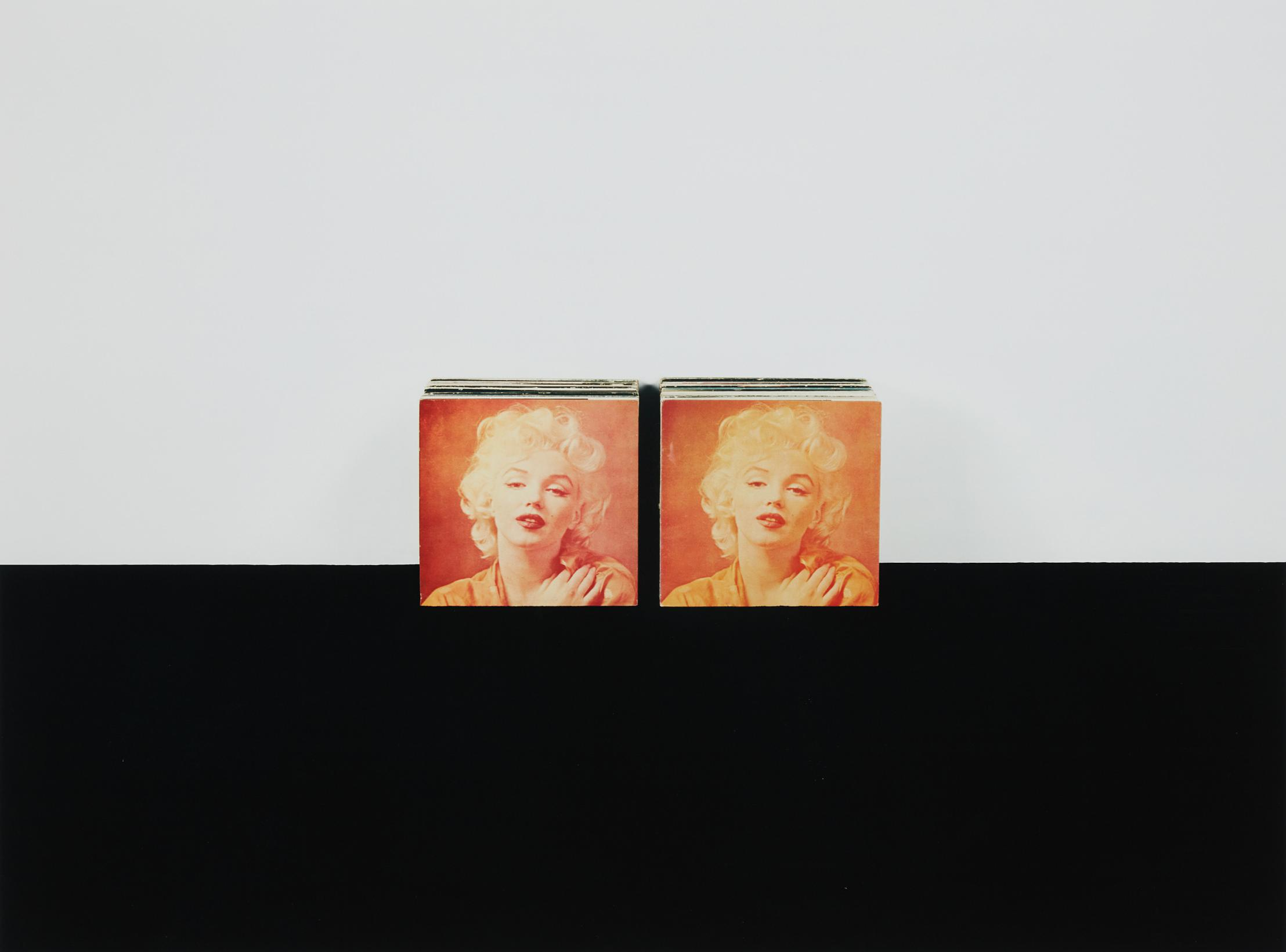 Anne Collier-Double Marilyn-2007