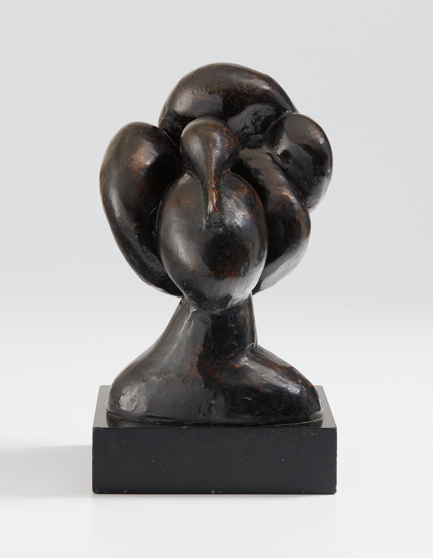 Henri Matisse-Le Tiare-1954