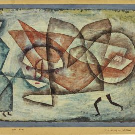 Paul Klee-Erinnerung An Erlittenes-1931