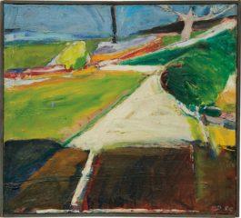Richard Diebenkorn-Driveway-1956