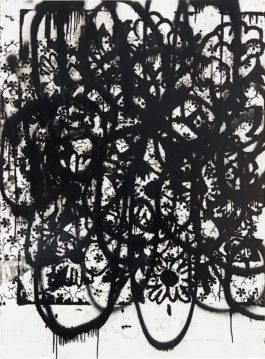Christopher Wool-Untitled (S134)-1996