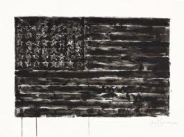 Jasper Johns-Flag-1994