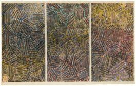 Jasper Johns-Usuyuki-1995