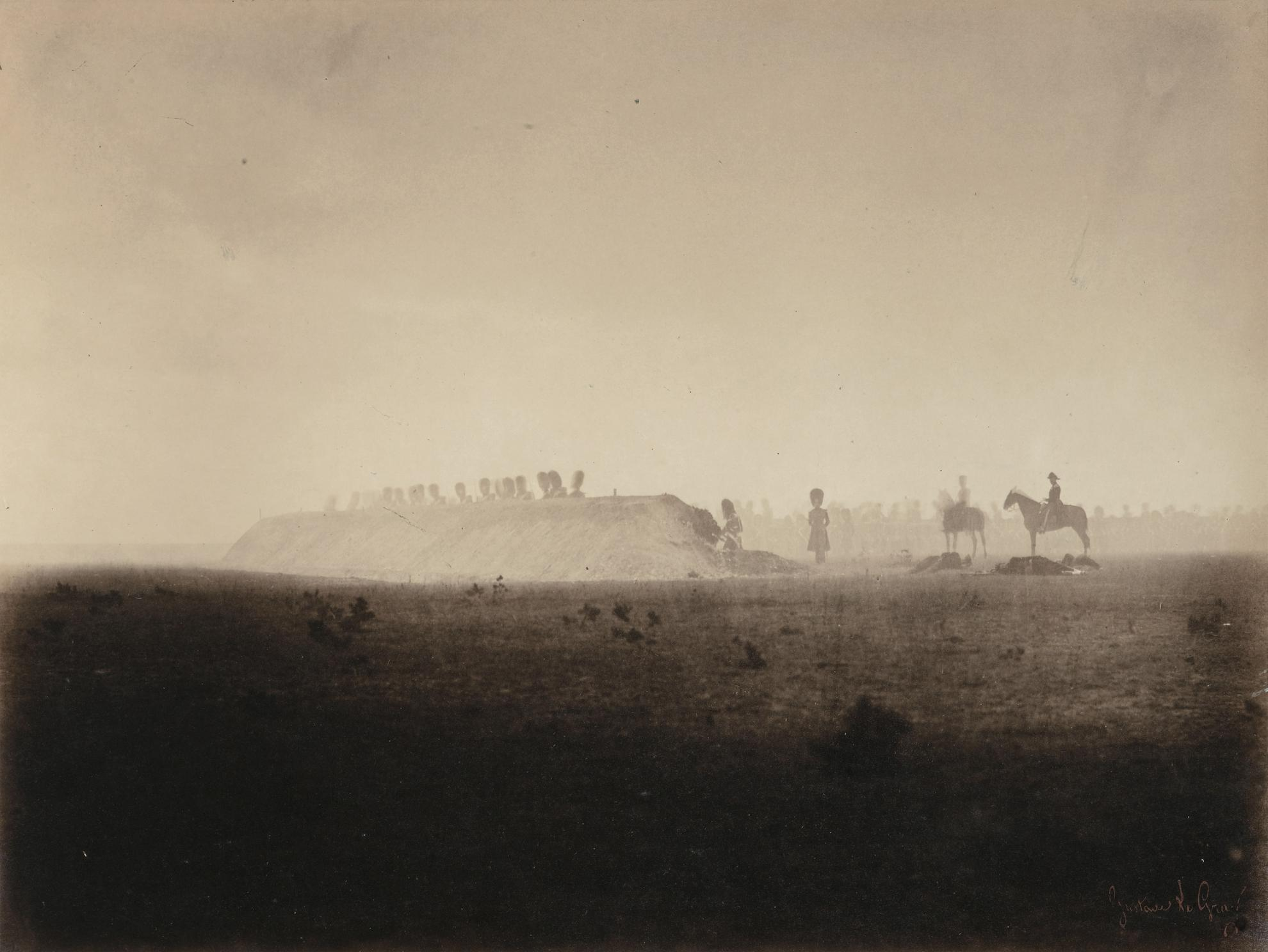 Gustave Le Gray-Souvenirs Du Camp De Chalons-1857
