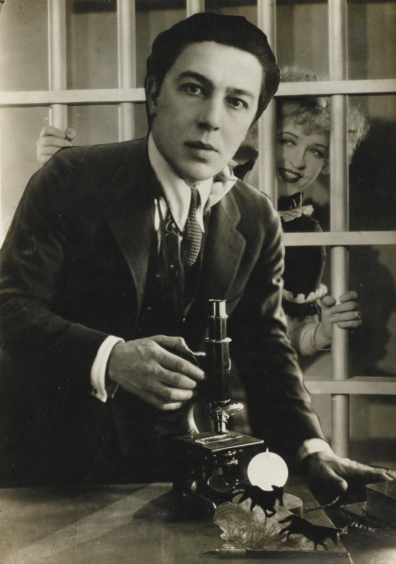 Andre Breton-Lecriture Automatique-1938