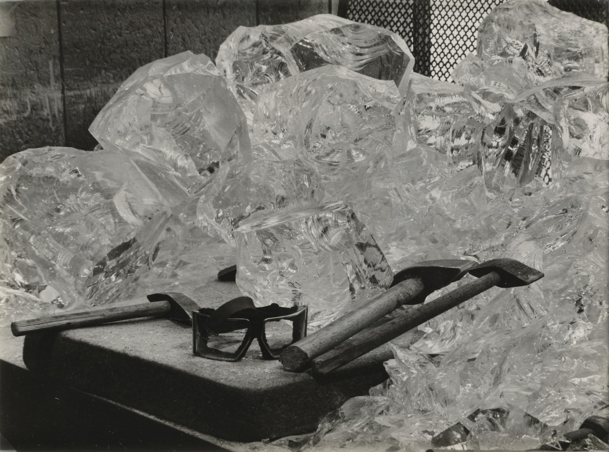 Albert Renger-Patzsch-Manufacture De Verre A Optique-1950
