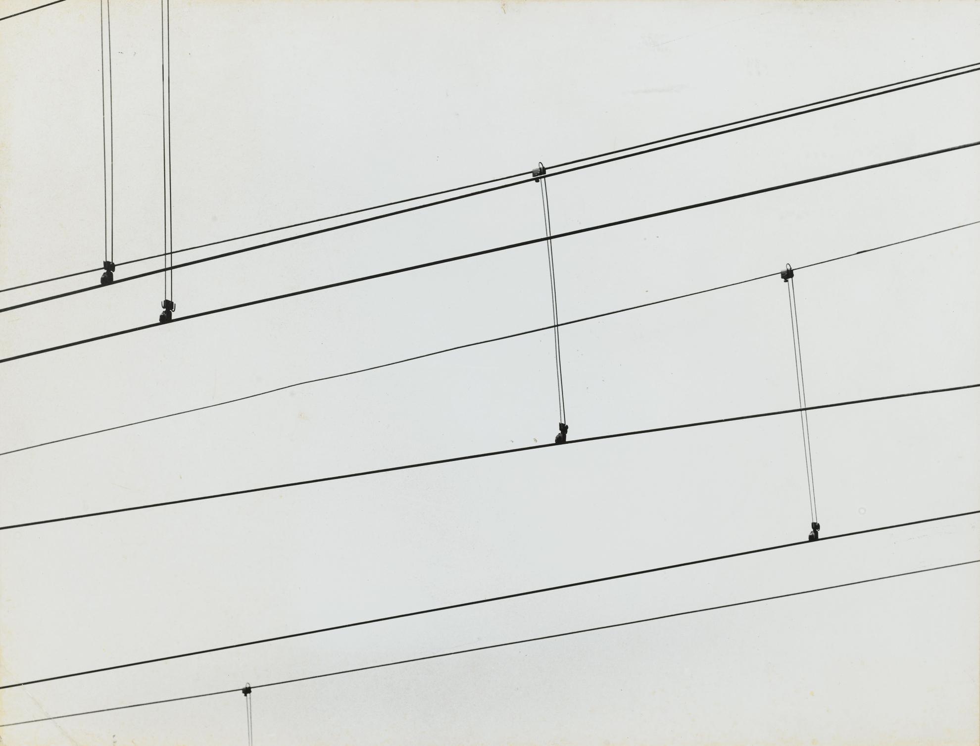 Otto Steinert-Luminogramm II, 1952 Punkte Und Linien, 1953 Lothringische Industrielandschaft, 1956-1956