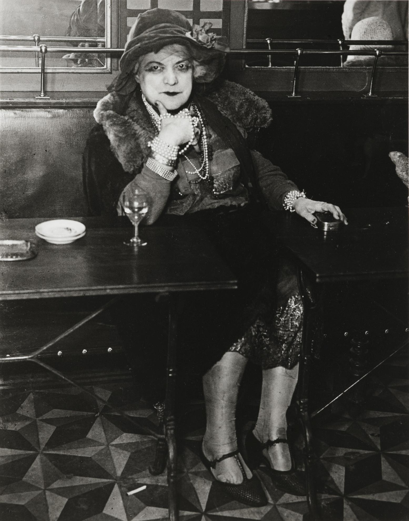 Brassai-La Mome Bijou-1932