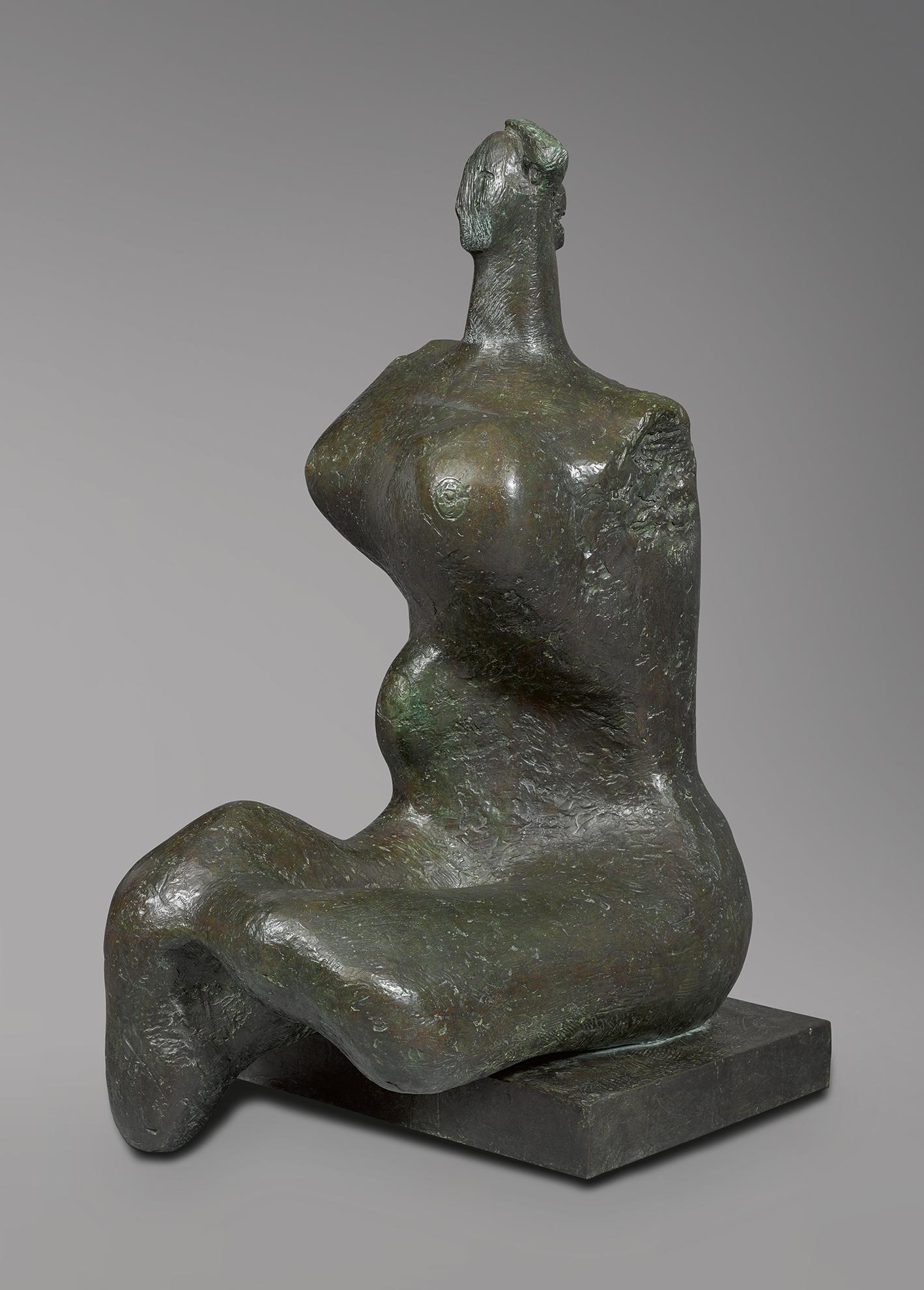 Henry Moore-Woman-1958