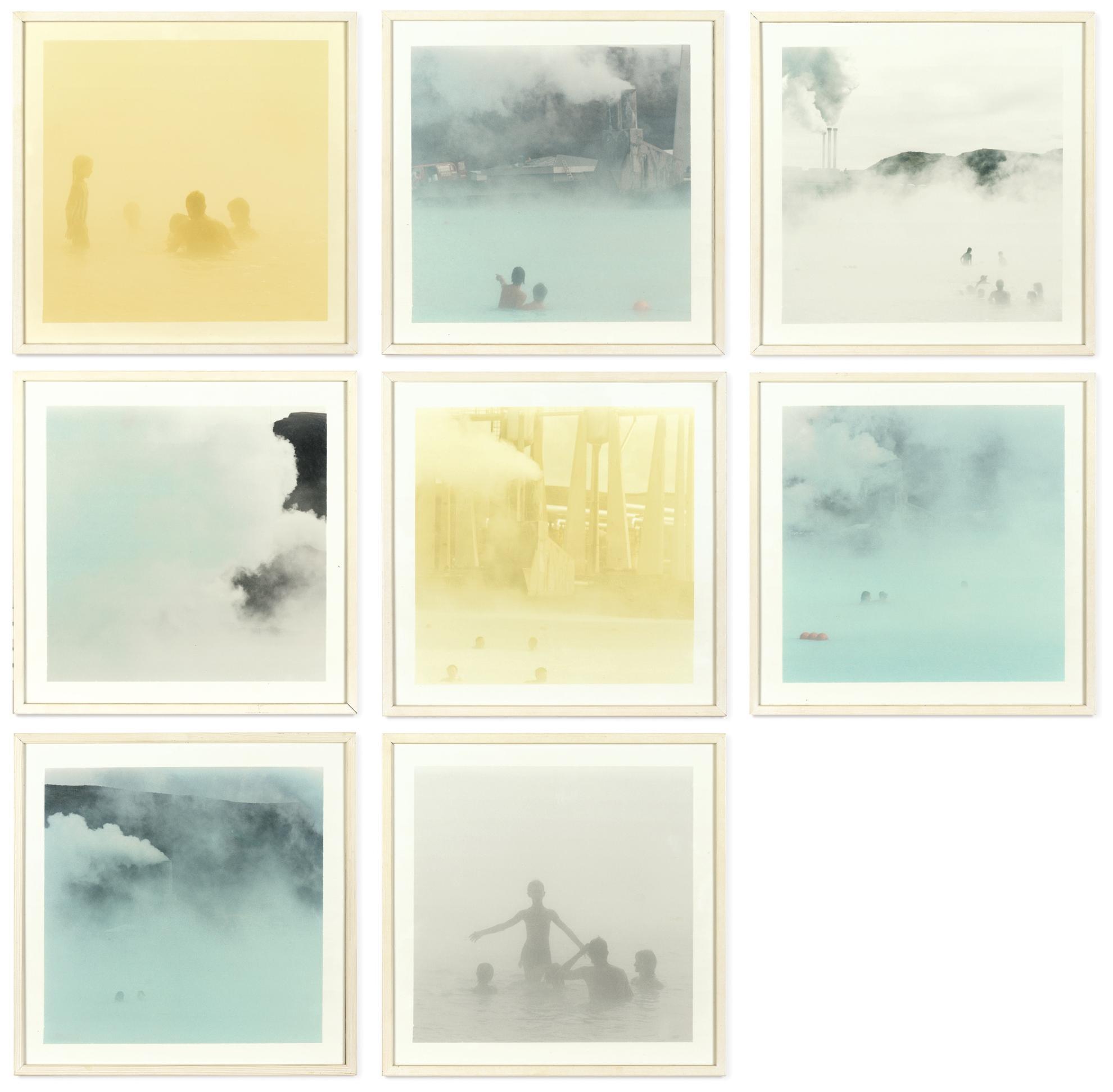 Olafur Eliasson-Blue Lagoon-1997