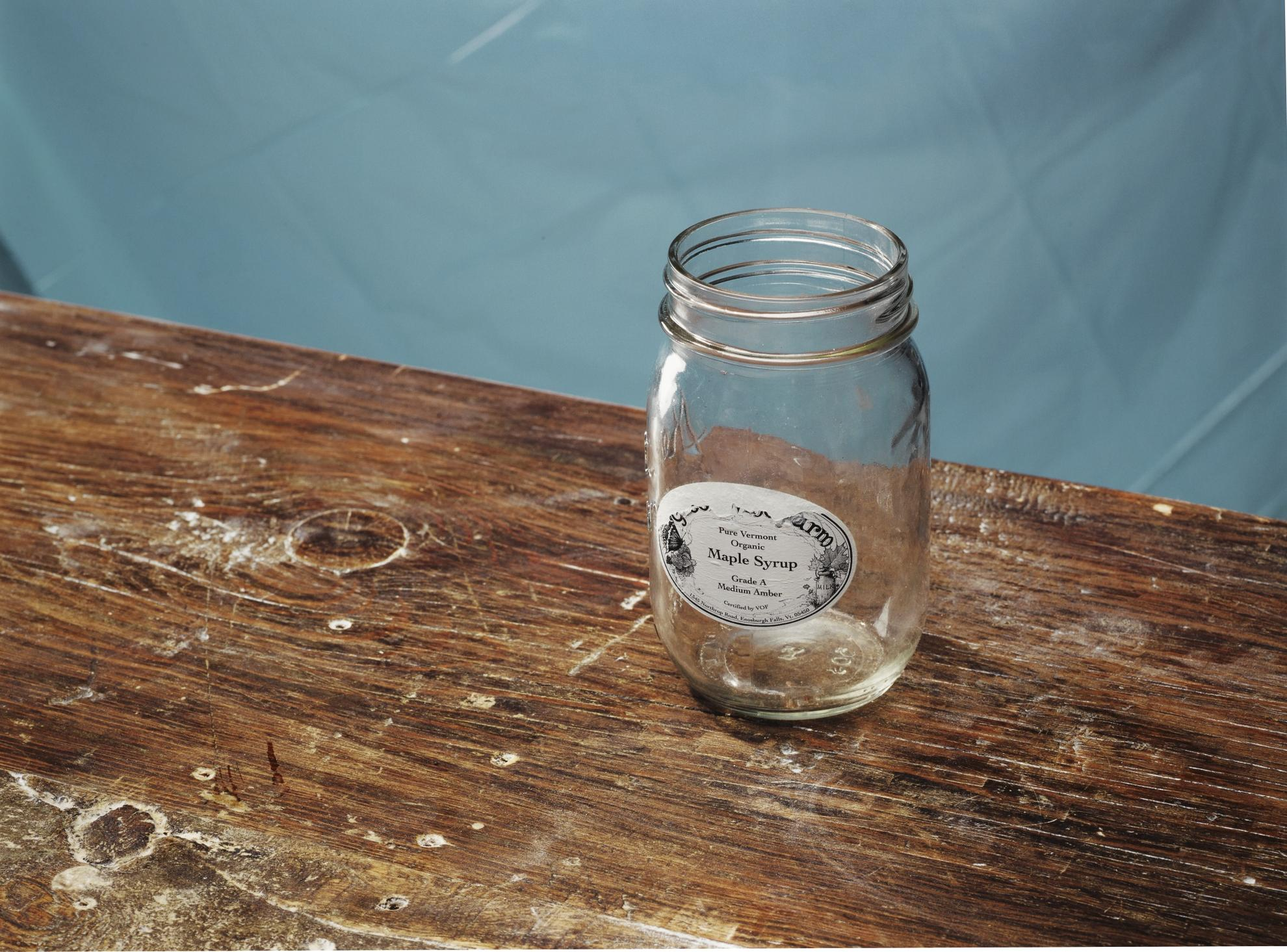 Roe Ethridge-Mason Jar-2011